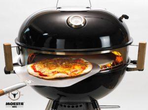 Kugelgrill Pizza